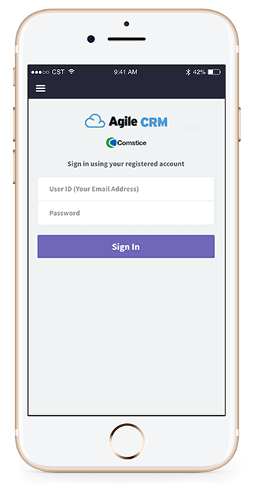 Cisco Finesse Mobile Agent App for Cisco UCCE and UCCX