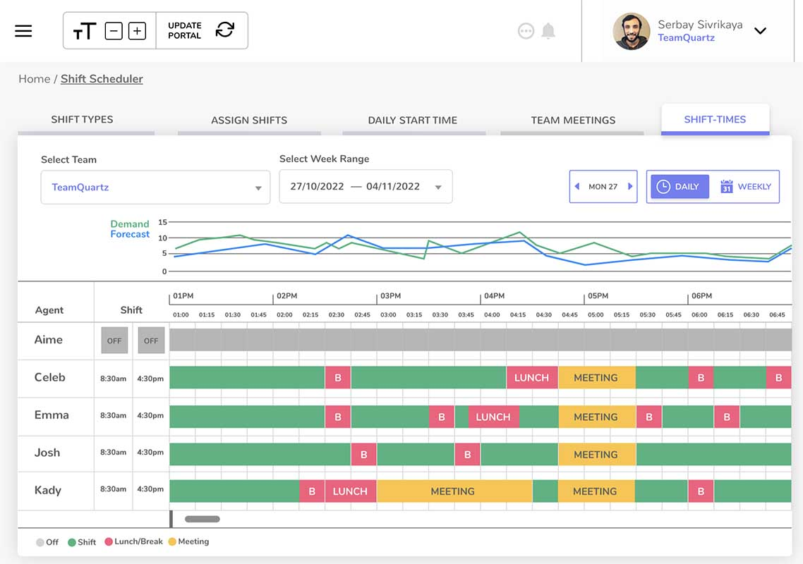 Comstice Quartz Contact Center Reporting and Analytics | Comstice